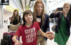 William Hague calls for cannabis reform after Billy Caldwell treatment row