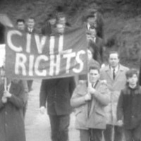 Fionnuala O Connor: Fifty years ago, civil rights agitation taxed a society still authoritarian to its core