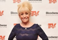 Ross Kemp shares picture with EastEnders mother Dame Barbara Windsor