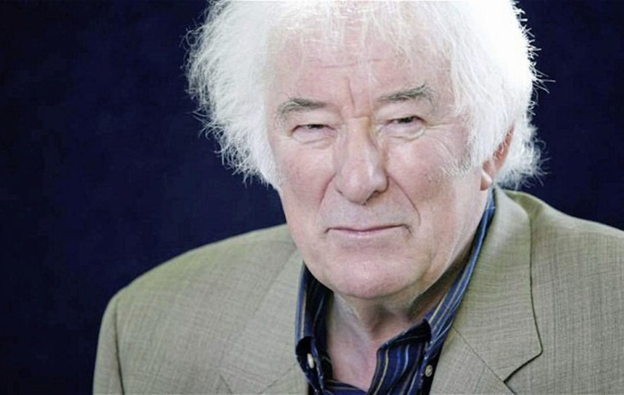 Seamus Heaney's gift of wisdom is much missed in today's world