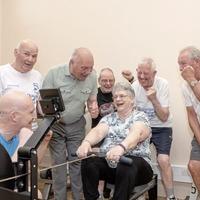 Pensioner gets her 'spark' back after two bouts of cancer
