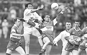 The Irish News Archive - June 20 1998: Derry stars Gary Coleman and Fergal McCusker injury doubts for Ulster semi-final