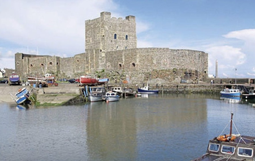 Carrickfergus Castle To Get New 163 1 Million Roof The