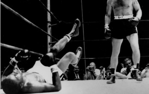 On this Day, June 20 1960: Floyd Patterson knocked out Sweden's Ingemar Johansson in the fifth round at the New York Polo Grounds