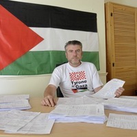 Peter Canavan and Oisin McConville sign Palestine petition amid flag controversy