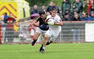 Tyrone's Mark Bradley suffers a setback in recovery from injury