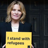 Kim Cattrall among stars to recite Shakespeare for World Refugee Day