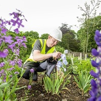 Award winning Ballymena gardener appointed as first 'Walled Garden Keeper' of Hillsborough Castle in centuries