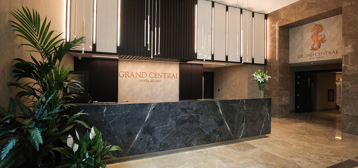 Gallery: Grand Central Hotel opens in Belfast