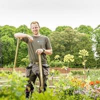 The Casual Gardener: Adam secures role in recreation of Hillsborough walled garden