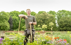 The Casual Gardener: Adam secures role in recreation of Hillsborough walled garden