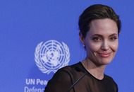 Angelina Jolie's Tomb Raider jacket to be auctioned