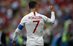 World Cup player watch: Ronaldo to the rescue again