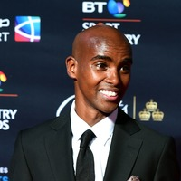 Sir Mo Farah: Children are my number one priority