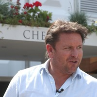 TV chef James Martin on keeping his private life out of the public eye