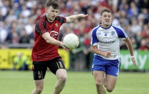 Donal O'Hare out of Down clash with Cavan