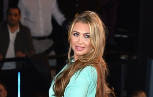 Lauren Goodger defends Love Island's Adam as she brands girls 'psycho'
