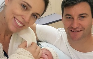 The internet exploded with celebration as New Zealand's PM gave birth