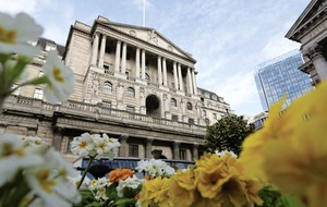 Bank of England holds rates at 0.5%, but hike edges closer