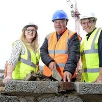 Work begins on £2.6m social housing scheme