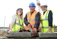 Work begins on £2.6m social housing scheme