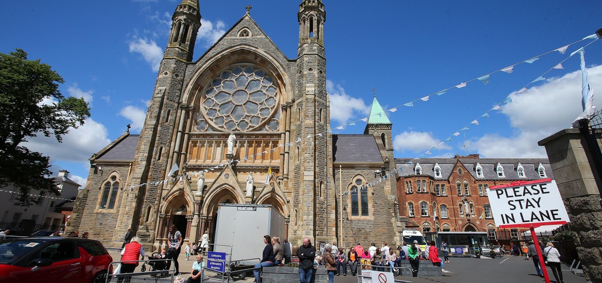 Gallery: The annual Clonard Solemn Novena