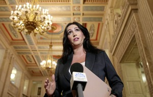 "DUP South Belfast MP Emma Little-Pengelly tweets that she is ""done with Twitter"""