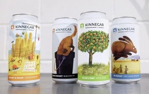 Craft Beer: Co Donegal brewer Kinnegar's Black Bucket and Big Bunny in a can