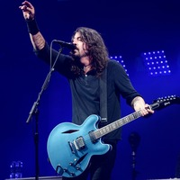 Foo fighters among rock stars leading on the Kerrang! awards red carpet