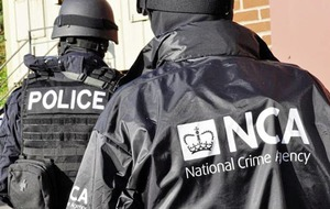 Searches carried out in proceeds of crime investigation