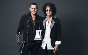 Johnny Depp is a musician 'through and through', says Aerosmith's Joe Perry