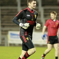 Shane Harrison replaces Marc Reid in Down goal for Cavan clash