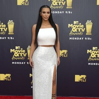 Kim Kardashian West defends her braids and says she wore them for North