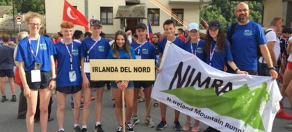 NIMRA U18's at the International Youth Cup