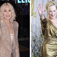 Sleb Safari: Cher and Meryl are the perfect James Bonds