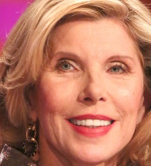 Christine Baranski shares very naughty claim to fame