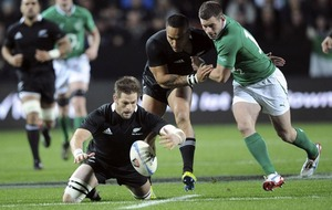 On This Day - June 23 1012: Ireland rugby lose 60-0 to New Zealand in Hamilton
