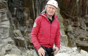 Books: Mountain man Harry Teggarty shares stories in aid of Mournes rescue base