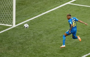 World Cup player watch: Tears of joy overcome Neymar