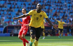 World Cup player watch: Lukaku matches Ronaldo as Belgium run rampant