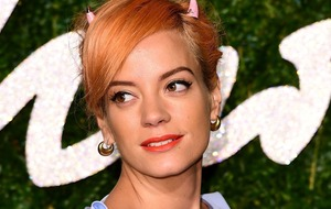 Lily Allen – Up to 40 recorded songs did not make it onto album