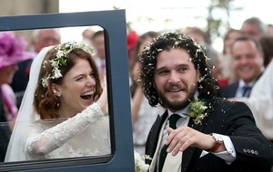 Game Of Thrones stars tie the knot