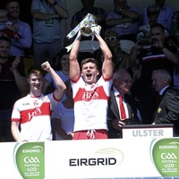 Cassidys help drive Derry to U20 final victory