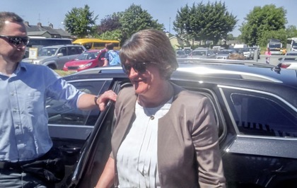 Claire Simpson: Arlene Foster's cheerfulness doesn't matter, her ability as a politician does