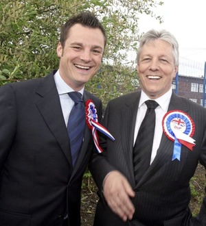 Peter Robinson's son 'received £4,000 from Nama probe developer'