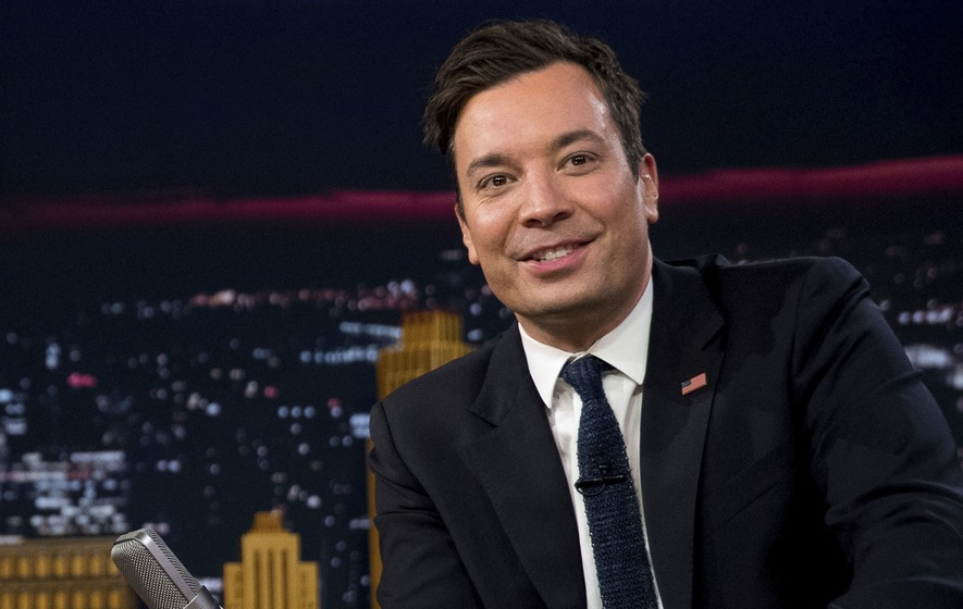 President Donald Trump Tells Jimmy Fallon to 'Be a Man'
