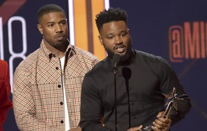 Black Panther wins best movie gong at the BET Awards