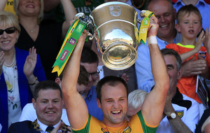 Declan Bonner delighted to finally get his hands on Anglo-Celt as Donegal defeat Fermanagh