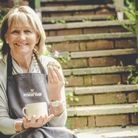 Jenny Bristow talks about Mary Berry, Nigel Slater and giving food a healthy twist