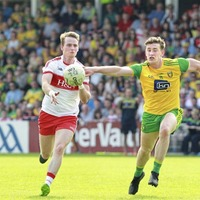 We had to make the most of Tyrone and Monaghan absence says Donegal's Hugh McFadden